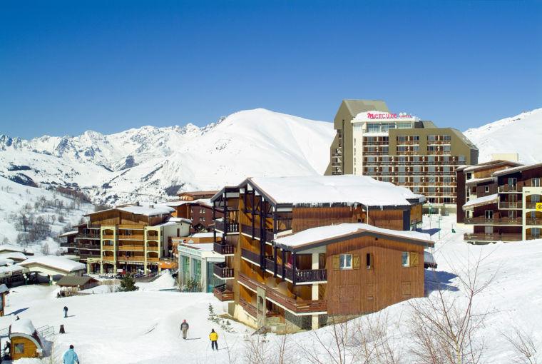 Mercure Les 2 Alpes
