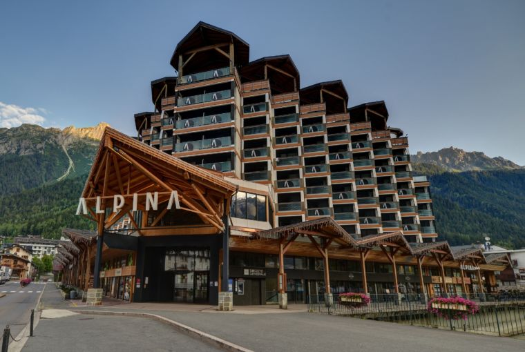 Alpina Eclectic Hôtel